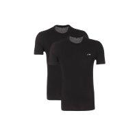 T-shirt/Podkoszulek 2-pack Armani Jeans czarny