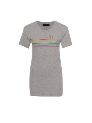 Diesel T-shirt Sully Long