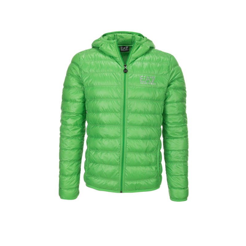 Kurtka EA7 zielony
