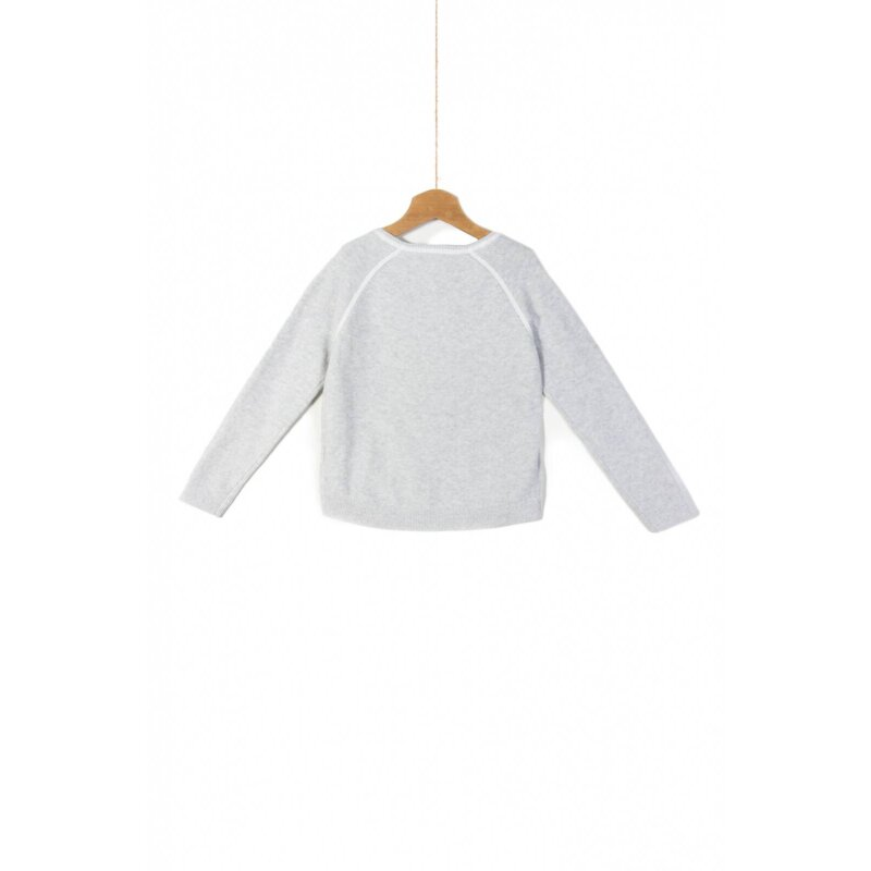 Kimora Sweater Tommy Hilfiger ash gray