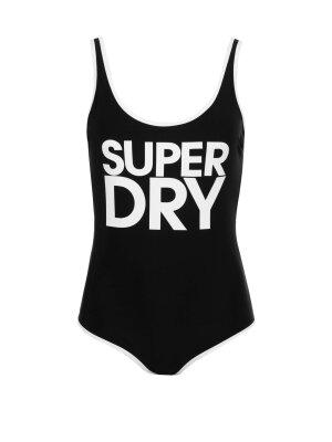 Superdry Strój kąpielowy Logo