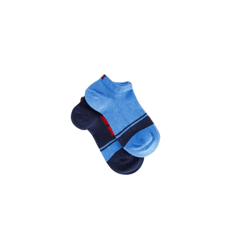2 Pack socks Tommy Hilfiger navy blue