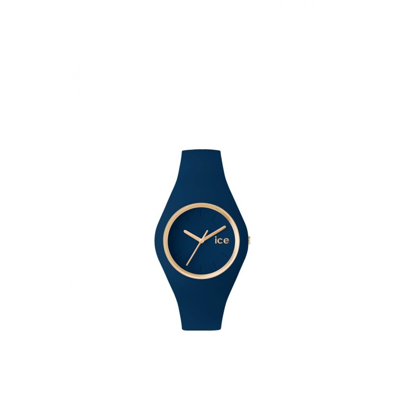 Ice Glam watch ICE-WATCH navy blue