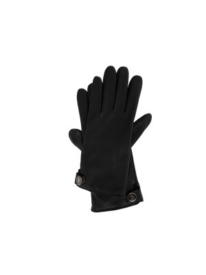 Tommy Hilfiger Leather gloves Coin do Smartfona