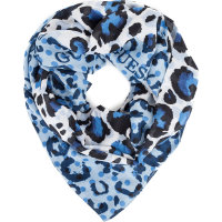 Scarf Guess Jeans blue