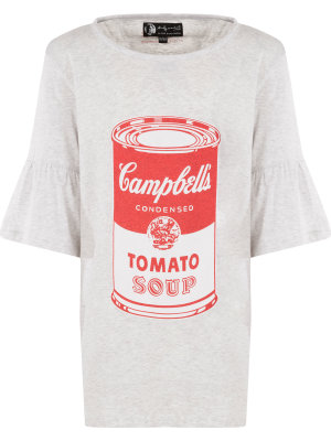 Pepe Jeans London T-shirt JASMINE Andy Warhol | Regular Fit