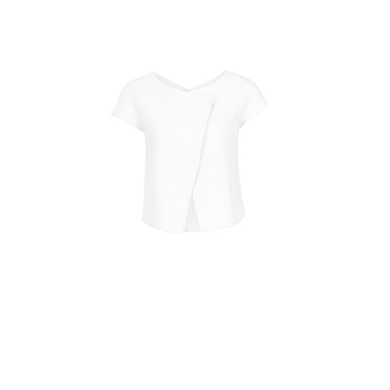 Żakiet Armani Collezioni biały