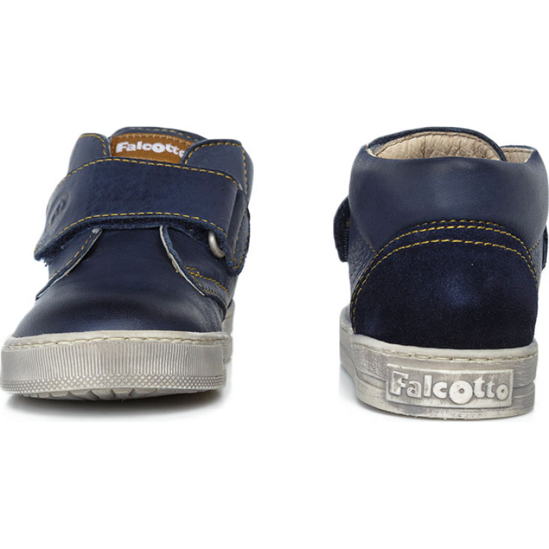 Bird Sneakers Falcotto navy blue