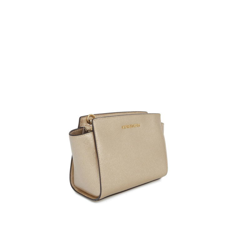 Selma messenger bag Michael Kors gold