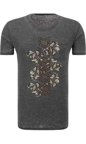 Guess Jeans T-shirt CN SS BURNOUT | Slim Fit