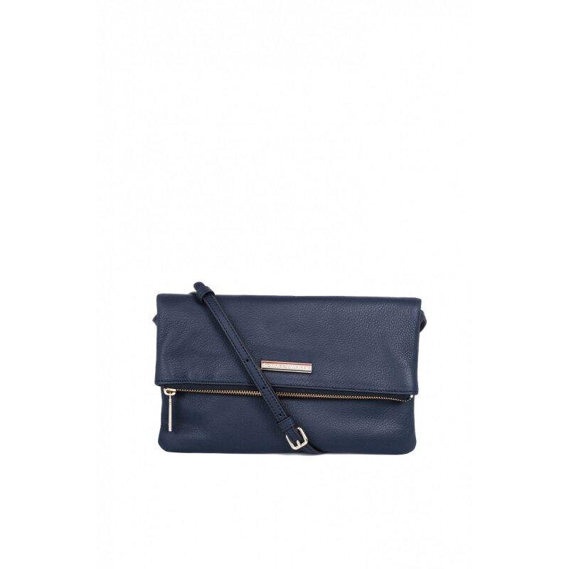Modern Clutch/Messenger bag Tommy Hilfiger navy blue
