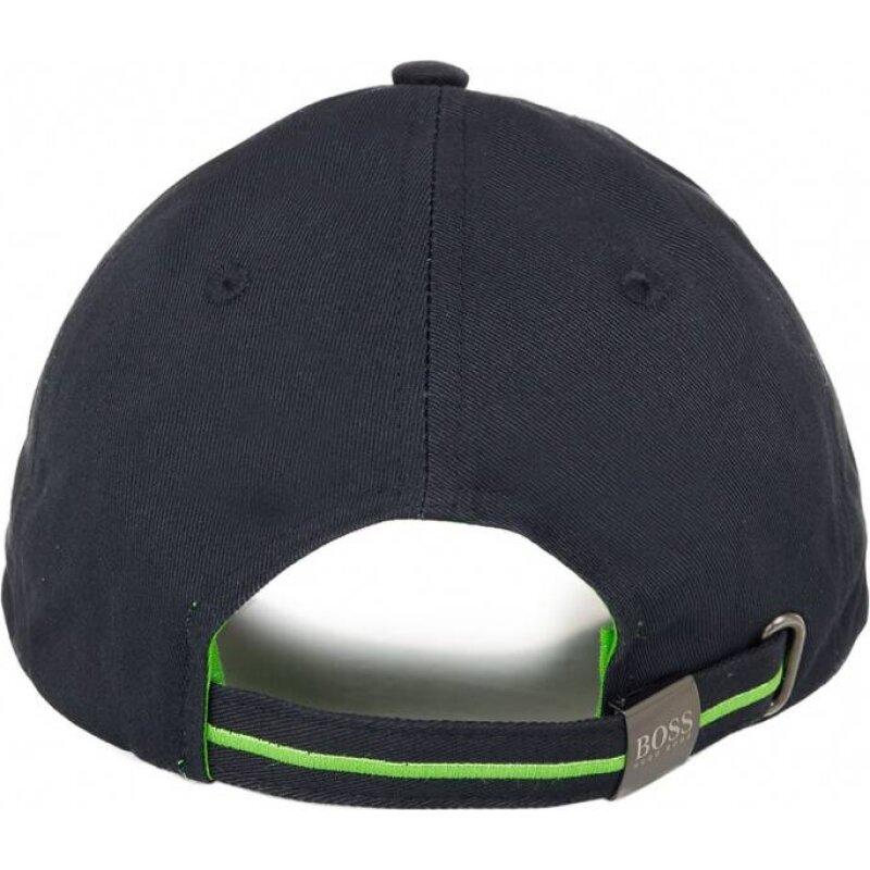 Bejsbolówka Cap1 Boss Green granatowy