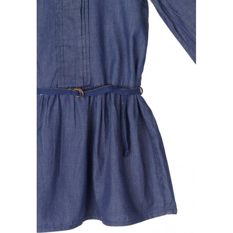 Sukienka Denim Tommy Hilfiger granatowy