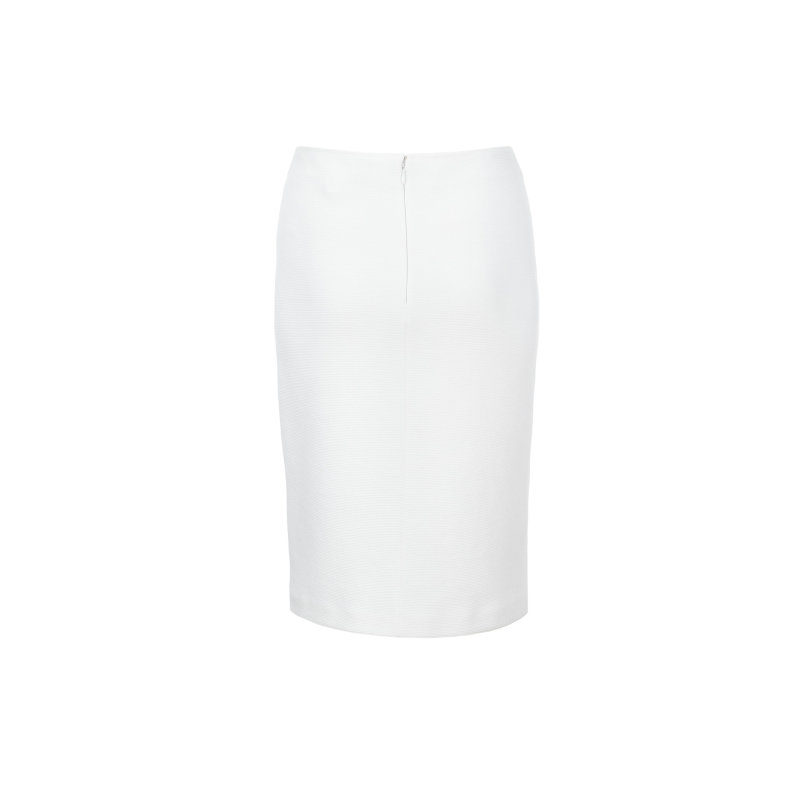 Spódnica Armani Collezioni biały