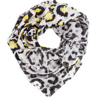 Scarf Guess Jeans yellow
