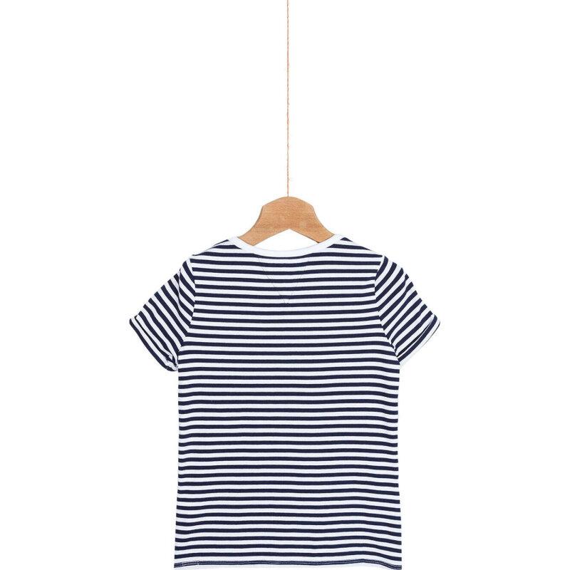 Sarah T-shirt Tommy Hilfiger navy blue