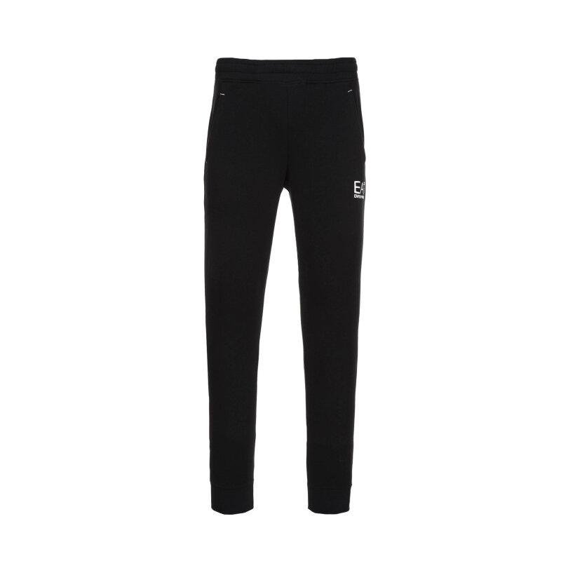 Spodnie dresowe EA7 czarny