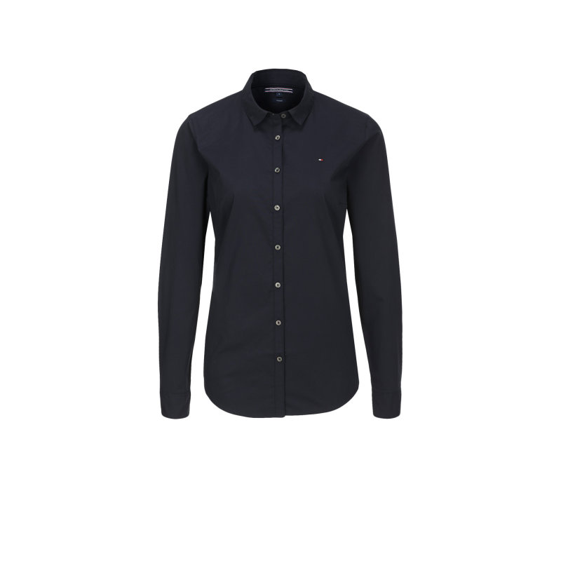 Devrim Shirt Tommy Hilfiger navy blue