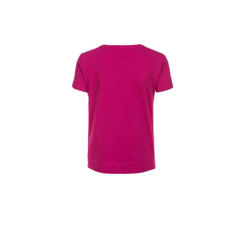 T-shirt Carpazi SPORTMAX CODE fuksja
