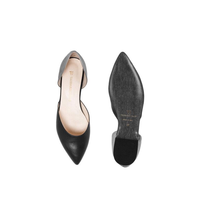 Ballerinas Trussardi Jeans black