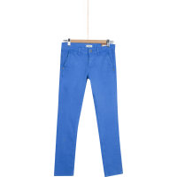 Chinosy Bluebum Pepe Jeans London niebieski