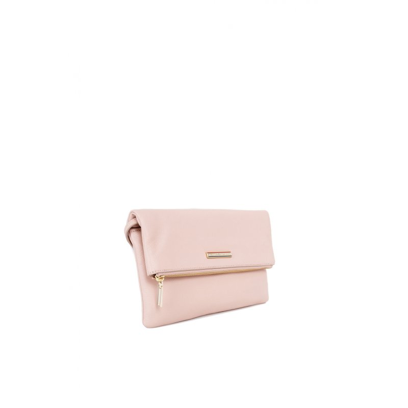 Modern Clutch/Messenger bag Tommy Hilfiger powder pink