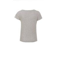 T-shirt Love Moschino szary