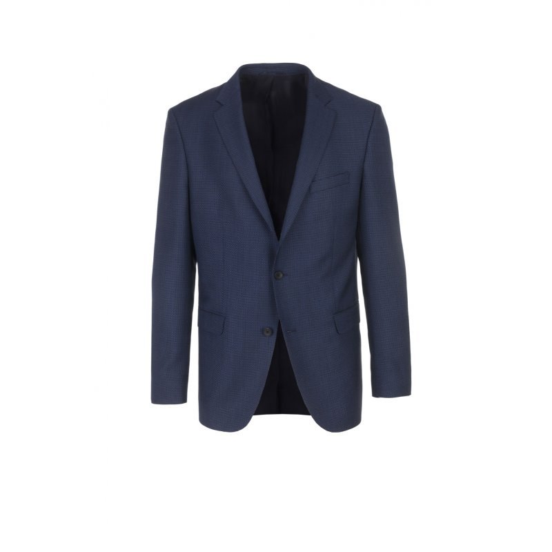 Nasley_1 blazer Boss navy blue