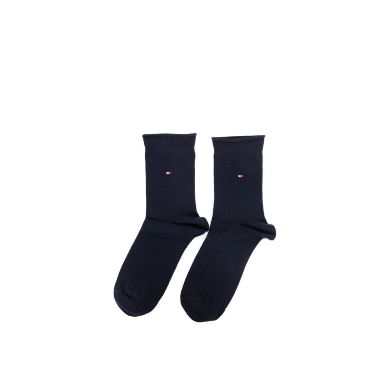 Socks Tommy Hilfiger navy blue