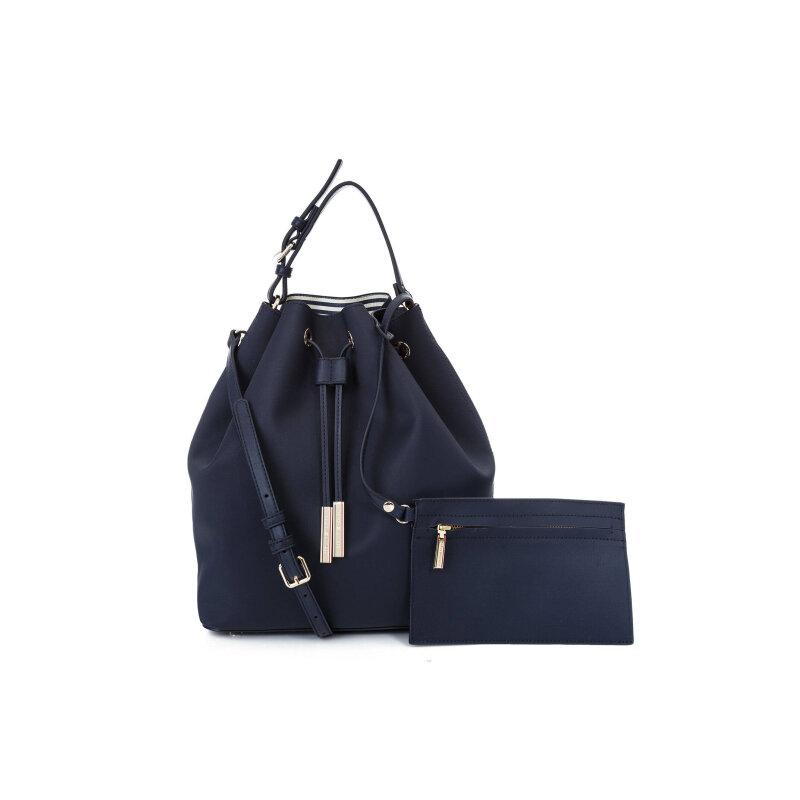 Bag Tommy Hilfiger navy blue