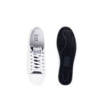 New Cult C Block U sneakers EA7 white