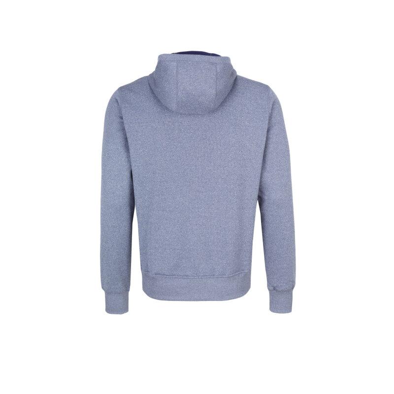 Bluza Sander Tommy Hilfiger niebieski