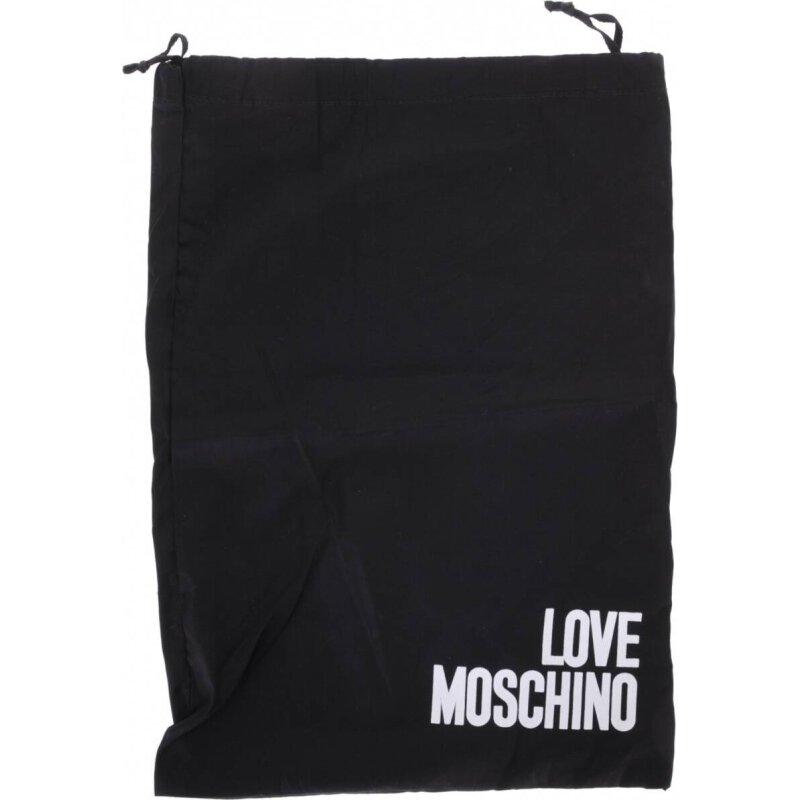 Bikery Love Moschino czarny