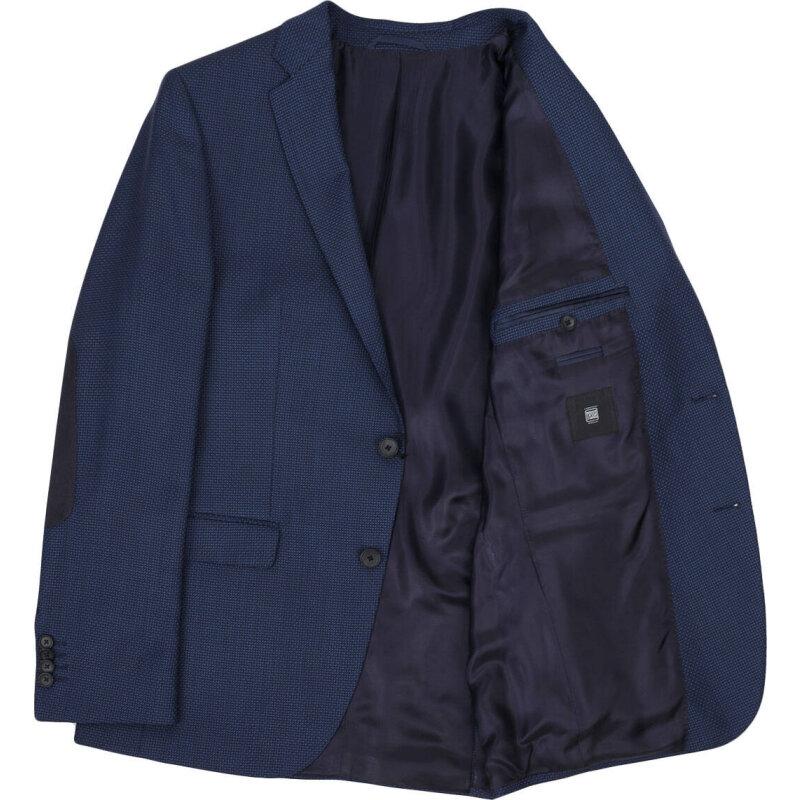 Nasley_1 blazer Boss navy blue