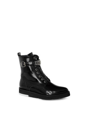 Love Moschino Motorcycle Boots