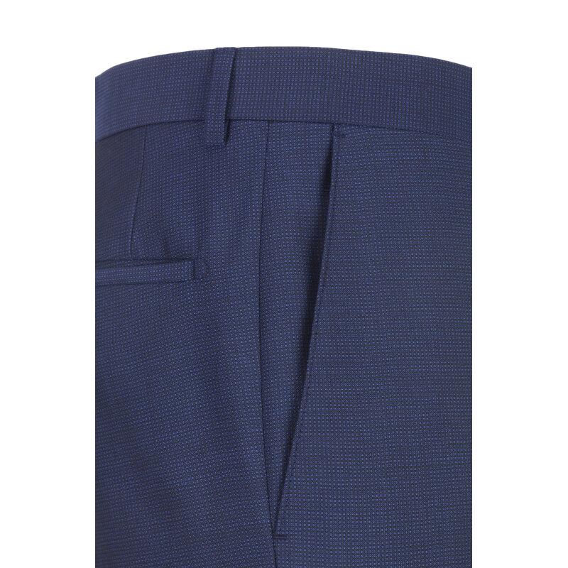 Garnitur Allen-Mercer Strellson Premium niebieski