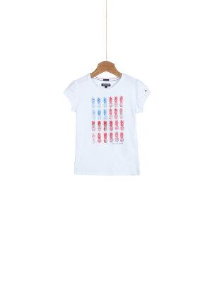 Tommy Hilfiger T-shirt Flag Mini