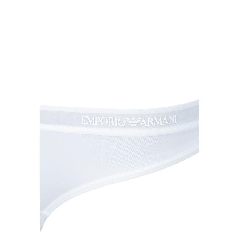 Figi Brazylijskie Emporio Armani biały