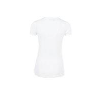 T-shirt Emporio Armani biały