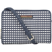 Honey Boxy messenger bag Tommy Hilfiger navy blue