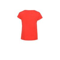 T-shirt Love Moschino czerwony