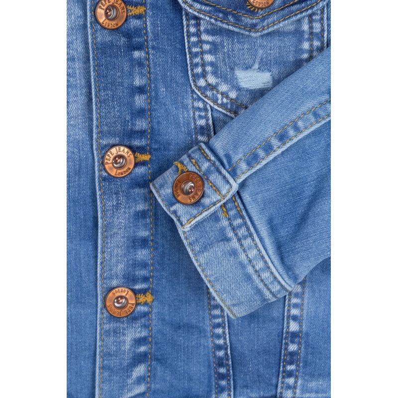 Kurtka Delight Pepe Jeans London niebieski