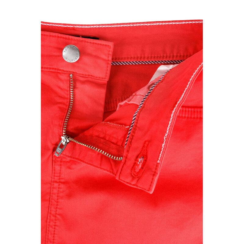 Spódnica Judy Tommy Hilfiger czerwony