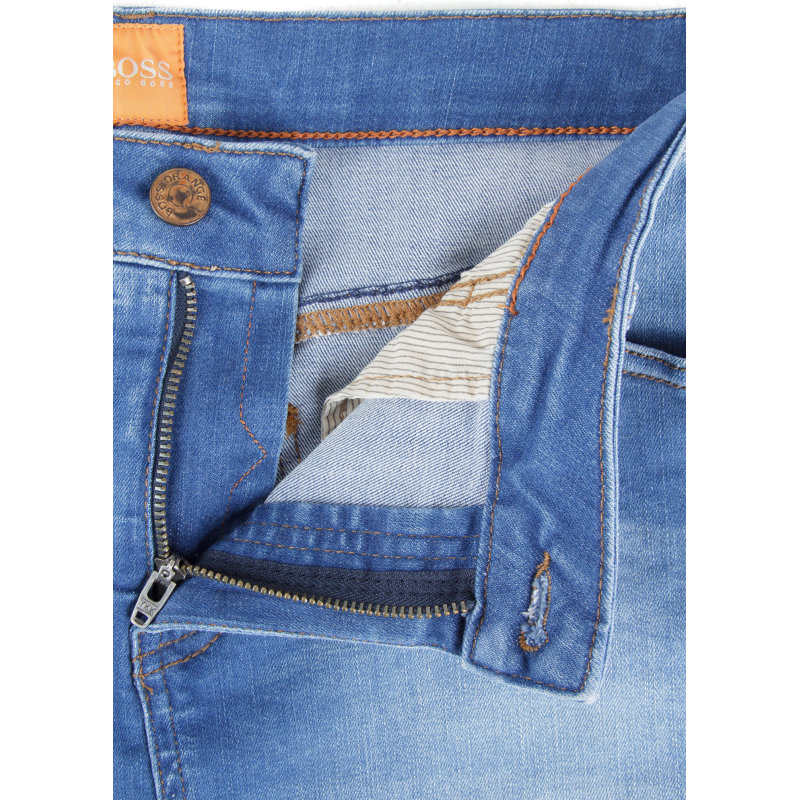 Spódnica J90 Dallas Boss Orange niebieski