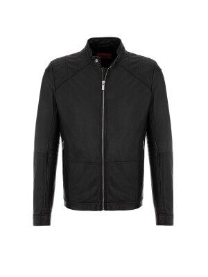 Hugo Leather jacket Lank 1