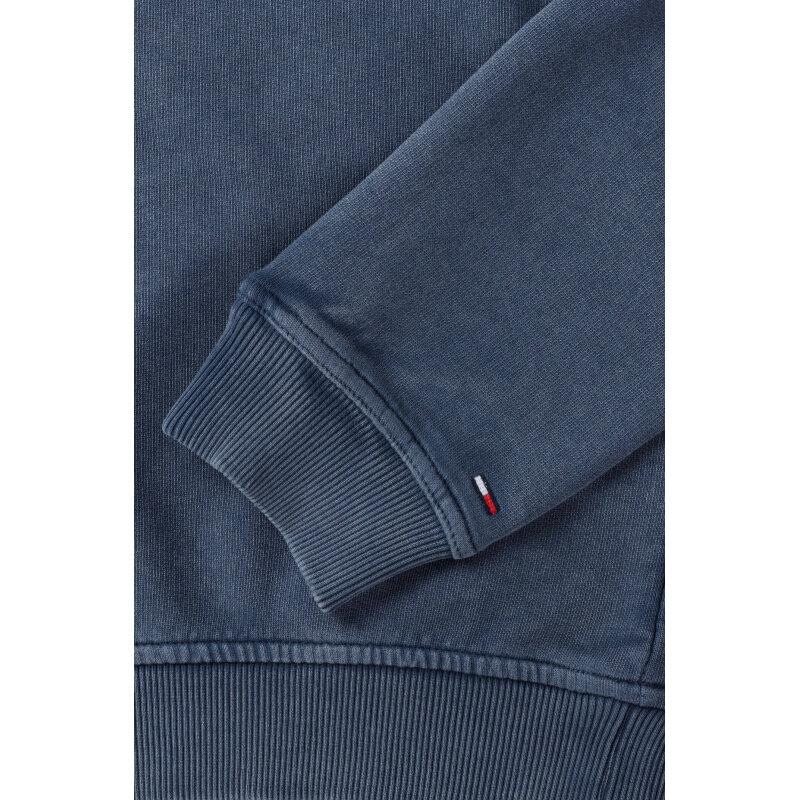 Bluza THDM Basic Hilfiger Denim niebieski