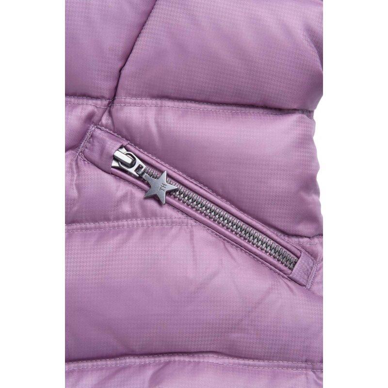 Chiara jacket Tommy Hilfiger violet