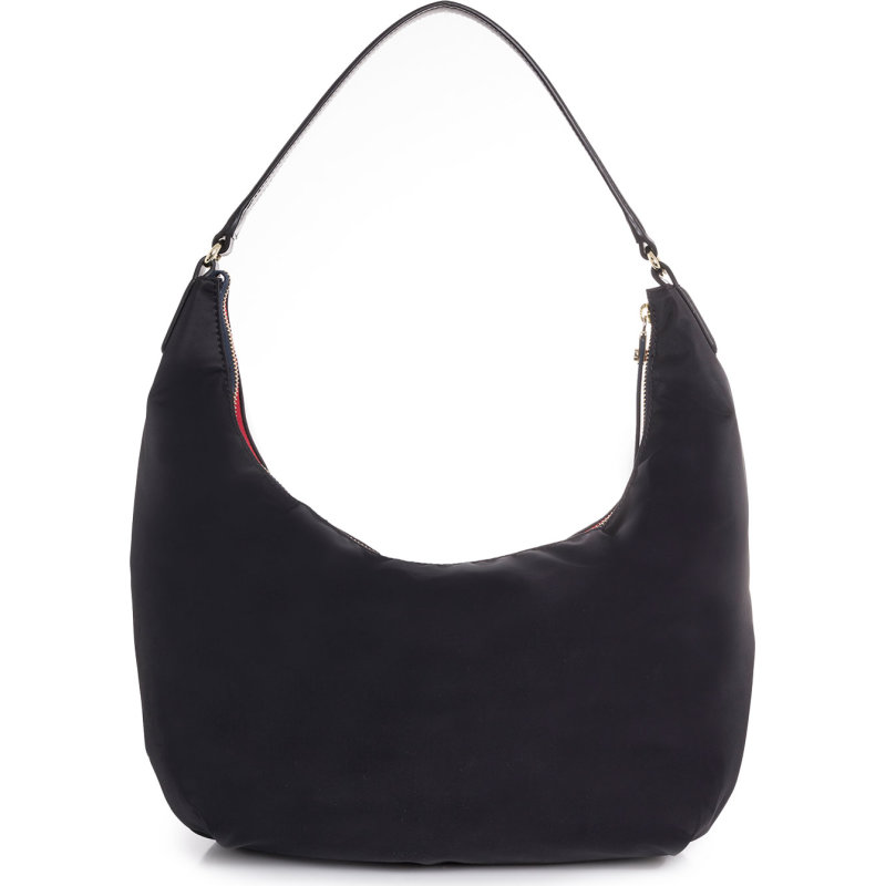 Poppy hobo bag Tommy Hilfiger black