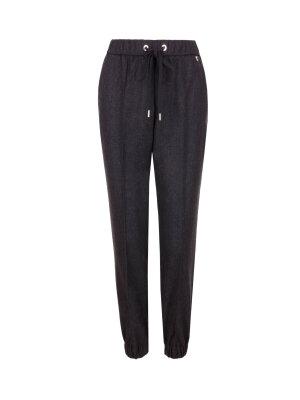 Twinset Wełniane spodnie Jogger