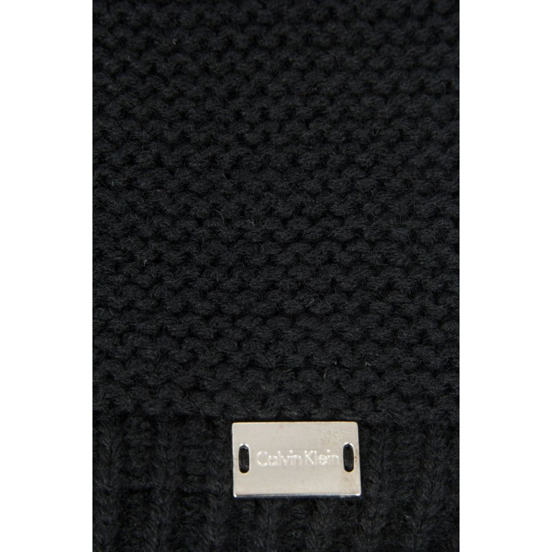 Czapka Marie Calvin Klein Jeans czarny